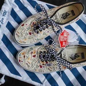 Vans Shoes - Harry Potter x Vans   Custom Authentic Symbols